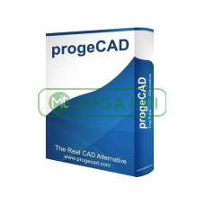 ProgeCAD Standard Single License 2011