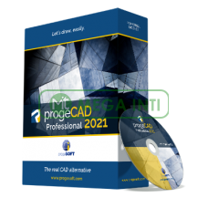 ProgeCAD Professional Corporate One-Site 2021