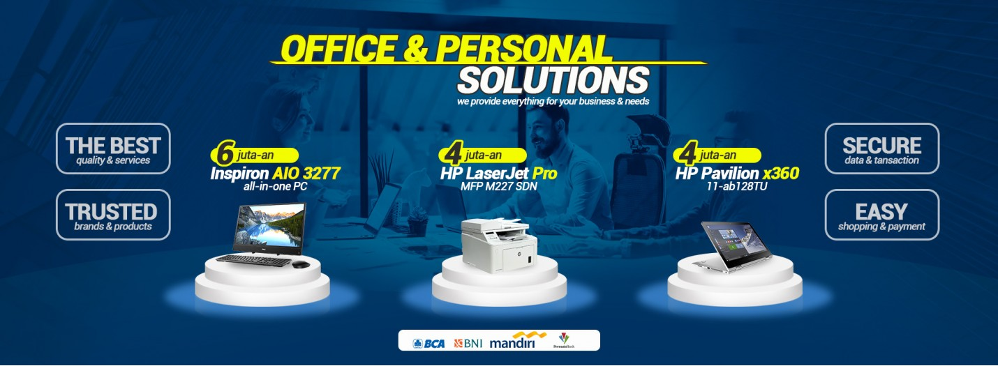Office & personal solution