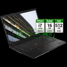 Thinkpad X1 Carbon - M9iD