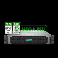 HPE DL385 Gen10 #878714-B21