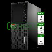 PC Lenovo M720T - UIF