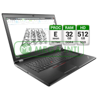 Lenovo ThinkStation P73 20QRS08E00